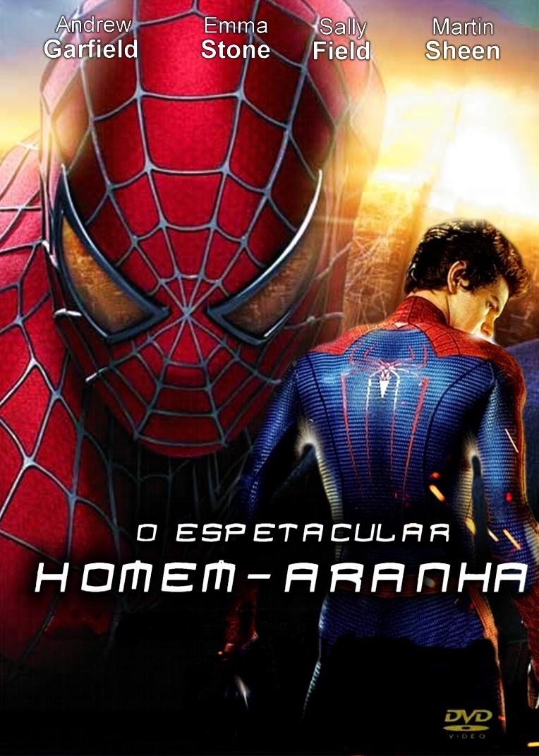 o espetacular homem aranha dublado em 3gp